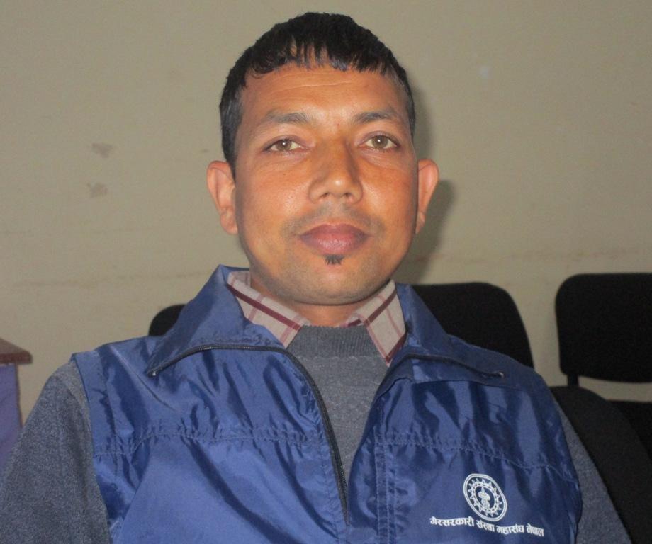 Bhim Bahadur Karki