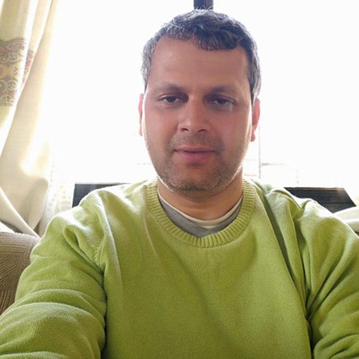 Uttam Sharma ,PhD