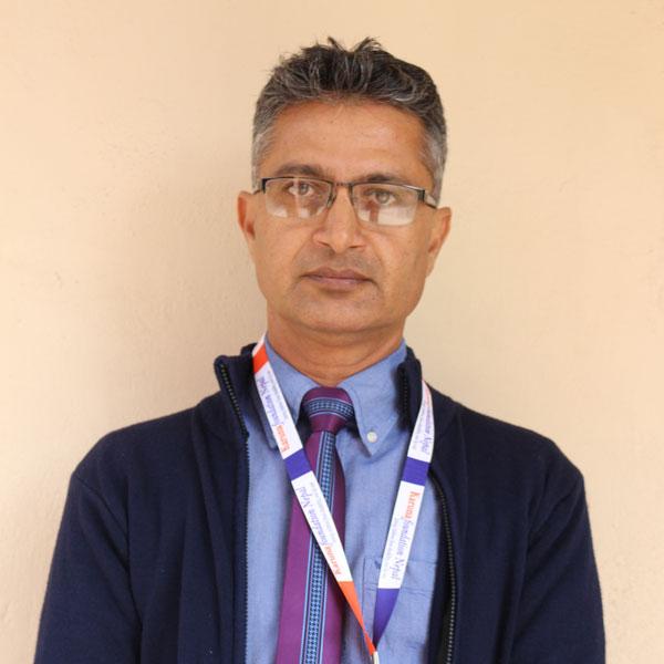 Deepak Raj Sapkota