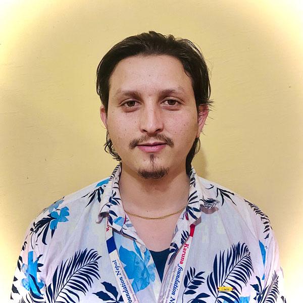 Bikram Basnet